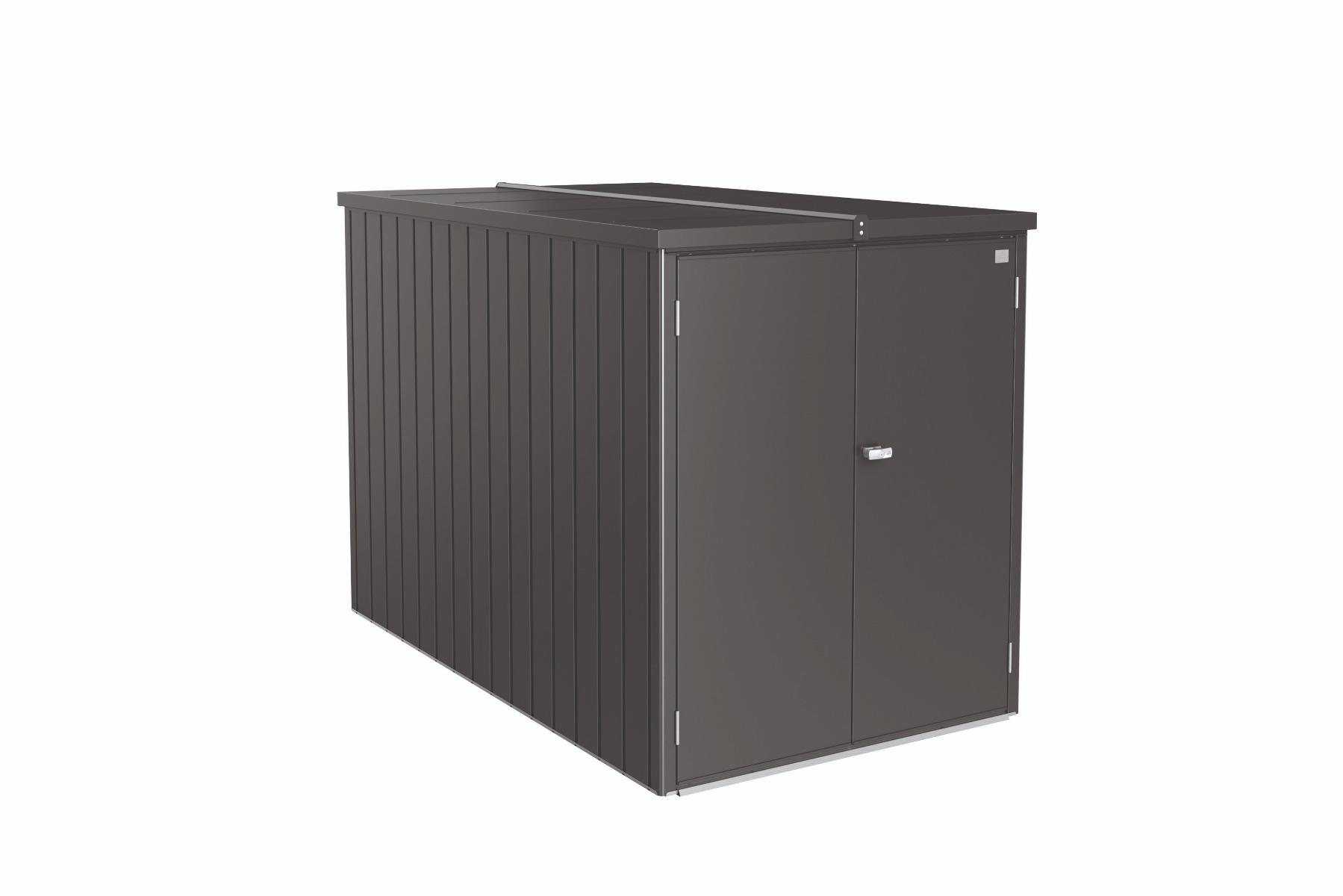 Biohort Mini Garage van Metaal