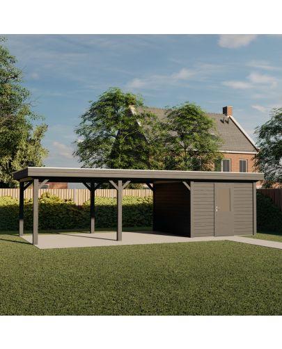Lugarde Maatwerk Blokhut 16022
