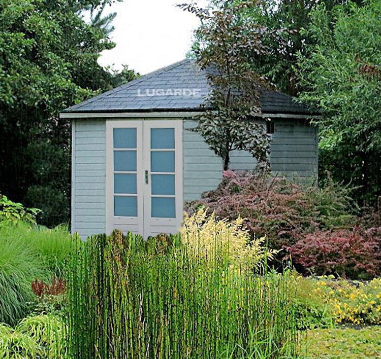 Lugarde Tuinhuis P29 van Noord Europees Vurenhout