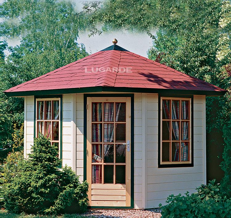 Lugarde Tuinhuis P52 van Noord Europees Vurenhout